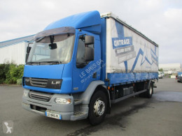 Ciężarówka Plandeka używana DAF LF55 250