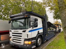 Scania P 380 trailer truck used car carrier