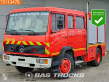 camion Mercedes Fire Truck/ Feuerwehr/ Brandweer Rescue-Vehicle