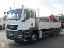 Camion MAN TGS 26.440 plateau standard occasion