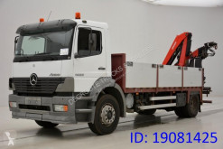Mercedes Atego truck used flatbed
