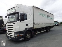 Scania tautliner truck R 310
