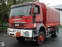 Camión caja abierta usado Iveco Eurotrakker 190E30