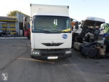 Camion fourgon accidenté Renault Midlum 180 DCI