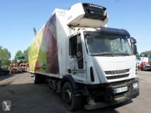 Camion Iveco Eurocargo 190EL28 frigo multi température accidenté