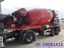 ciężarówka MOL Mixer Automix AM11D