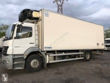 Mercedes Axor 1824 truck used mono temperature refrigerated