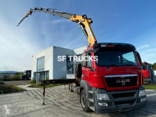 Camion MAN TGS 26.360 plateau standard occasion