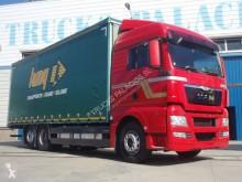 Camion cu prelata si obloane second-hand MAN TGX 26.480