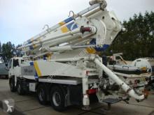 Camion béton malaxeur + pompe DAF CF 410