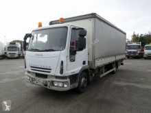 Camión caja abierta teleros Iveco Eurocargo 75 E 18