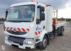 Camion benne occasion Renault Midlum