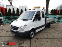 Camion benne Mercedes SPRINTER316 SKRZYNIA DOKA 7 MIEJSC KLIMATYZACJA SERWIS ASO [ 55