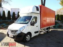Renault tarp truck MASTERPLANDEKA KLIMATYZACJA TEMPOMAT MAŁY PRZEB