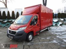 camión Fiat DUCATOKONTENER 8 PALET KLIMATYZACJA 130KM [ 7169 ]