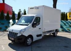 Camion frigo usato Renault RENAULTMASTERKONTENER CHŁODNIA 0*C, SERWIS ASO [ 5094 ]