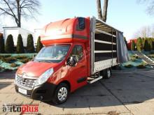 камион Opel MOVANOPLANDEKA FIRANKA 9 PALET WEBASTO KLIMA TEMPOMAT 165KM [ 1