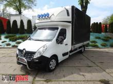 Camión lona corredera (tautliner) Renault MASTER