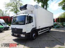 Mercedes ATEGO1623 KONTENER CHŁODNIA WINDA 16 PALET KLIMA TEMPOMAT PNEUM truck used refrigerated