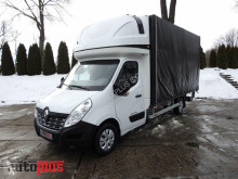 Vrachtwagen met huifzeil Renault MASTER
