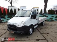 Iveco tipper truck DAILY35S17 SKRZYNIA HDS HIAB 840kg KLIMA WEBASTO TEMPOMAT PNEUM