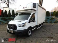 Ciężarówka Ford TRANSITKONTENER IZOTERMA KLIMA ADBLUE EURO6 SERWIS 8 PALET [ 92 furgon używana