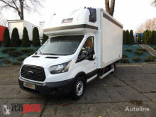 Ford TRANSITKONTENER IZOTERMA KLIMA ADBLUE EURO6 SERWIS 8 PALET [ 92 truck used box