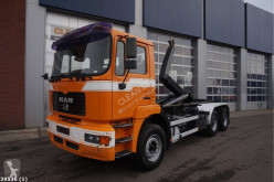 Camion polybenne MAN 33.400 Manual Steel