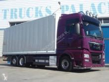 Камион MAN TGX 26.440 фургон втора употреба