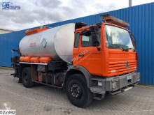 Камион цистерна Renault Gamme G Rincheval, Bitum Spreader 9000 liter, B 2,30 - 4,60 mtr , Telma - Retarder, Manual, Steel suspension, Naafreductie