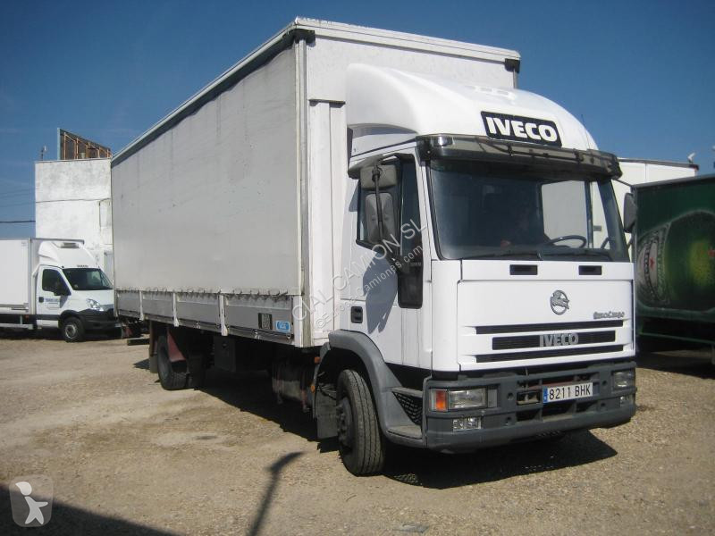 Voir les photos Camion Iveco Tector 120E18