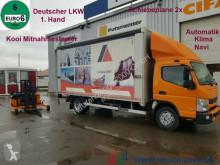 camion nc Canter 8C18 Edscha 3.5tNL Mitnahme Stapler 1.5t.