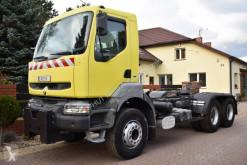 Ciężarówka podwozie używana Renault Kerax - 300.26 6x4 *114.000* TWISTLOCK CHASSIS WINTERDIENST