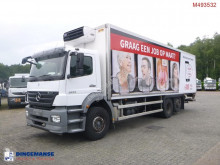 Mercedes mono temperature refrigerated truck Axor 2529