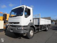 Camião Renault Kerax 260 estrado / caixa aberta estandar usado