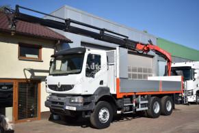 Renault Kerax - truck used flatbed
