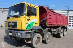 MAN 41.403 8x6 truck used tipper