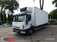 Ciężarówka chłodnia Iveco EUROCARGO120 EL18 KONTENER CHŁODNIA 0*C WINDA BAR 1500kg 14 EU