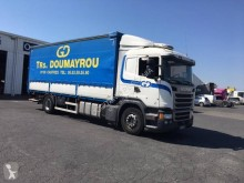 Camion savoyarde occasion Scania G 450