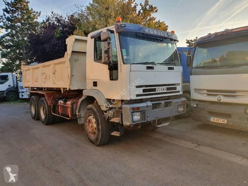 Vedere le foto Camion Iveco Cursor 260 E 35