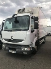 Renault Midlum 180.08 truck used multi temperature refrigerated