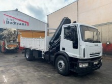 Camión Iveco Eurocargo 180 E 28 K tector caja abierta usado