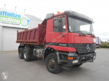 Camion benne Mercedes Actros 3340