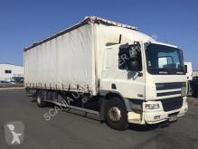 vrachtwagen met huifzeil DAF