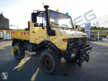 Mercedes UNIMOG 1200 truck used tipper