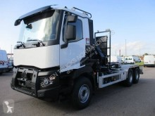 Camion Renault Gamme C 440.26 DTI 13 polybenne occasion