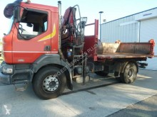 Camion benne TP Renault Kerax 320 DCI