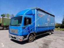 MAN TGL 12.210 truck used tarp
