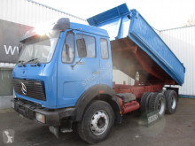 Mercedes three-way side tipper truck 2635/2235K, V8 BiTurbo, Tipper
