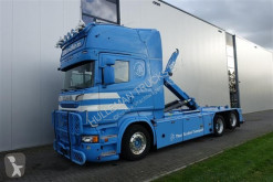 camion polybenne Scania